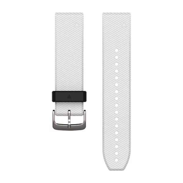Cinturino 22 fenix 5 bianco