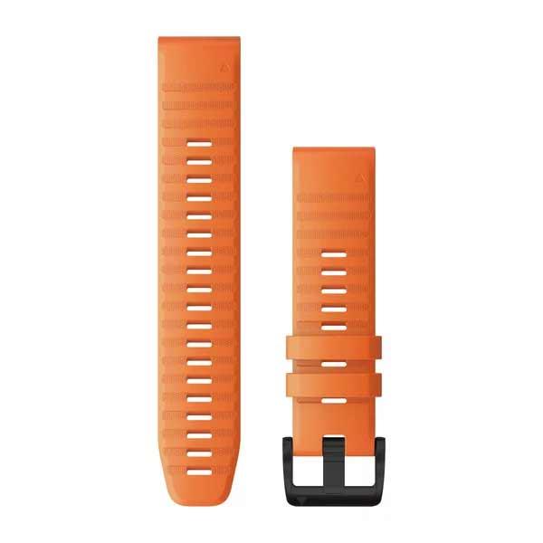 Cinturino 22 fenix 6 arancione