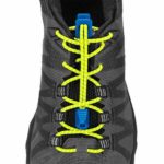 Run Laces Reflective giallo