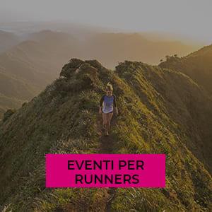 Eventi per il Runners