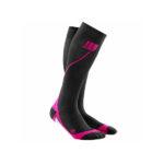 Run socks 2.0 W nero/fucsia